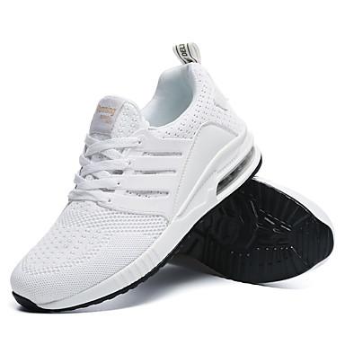Gris 06569498 Confort Chaussures Printemps Plat Vert Bout Rose rond Chaussures Automne Marche Tulle d'Athlétisme Talon Femme wI17xx