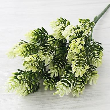 Sztuczne Kwiaty 2 Gałąź Fason europejski / Styl pasterski Rośliny Bukiety na stół