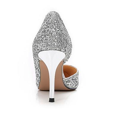 pointu Chaussures Basique Paillette Bout Aiguille Talons Eté Paillette Femme Noir Chaussures Talon Brillante Escarpin 06569337 Automne à 0YPqO5w