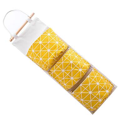 פלסטיק Creative מטבח גאדג'ט סלסלות תלויות 1pc ארגון המטבח