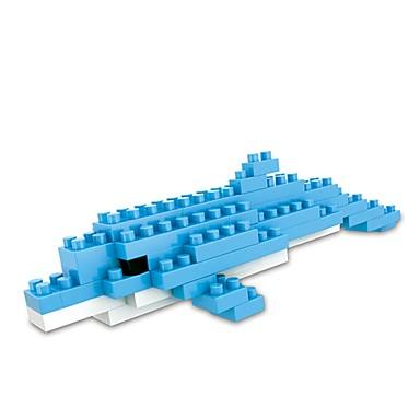 אבני בניין 1pcs דולפין / חיה חיות קלסי ונצחי מתנות