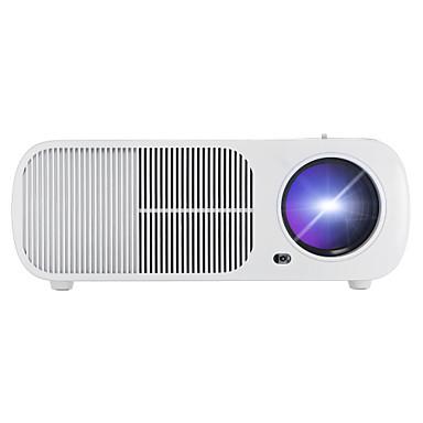 LCD Hjemmekinoprojektor LED Projektor 3000lm Brukerstøtte 1080P (1920X1080) 32''-200'' Skjerm / 4:3 og 16:9 / SVGA (800x600) / ±30°