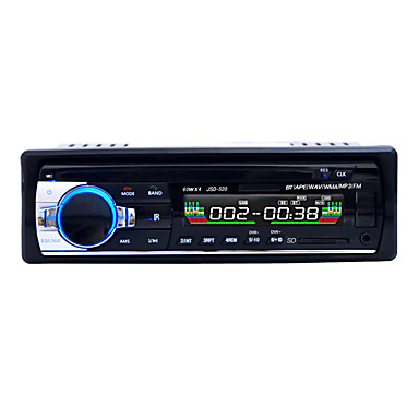 cheap Car Electronics-Hands-free Multifunction Autoradio Car Radio Bluetooth Audio Stereo In Dash FM Aux Input Receiver USB Disk SD Card