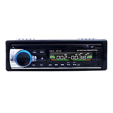 voordelige Automatisch Electronica-520 hands-free multifunctionele autoradio autoradio bluetooth audio stereo in dash fm aux-ingang ontvanger usb disk sd-kaart