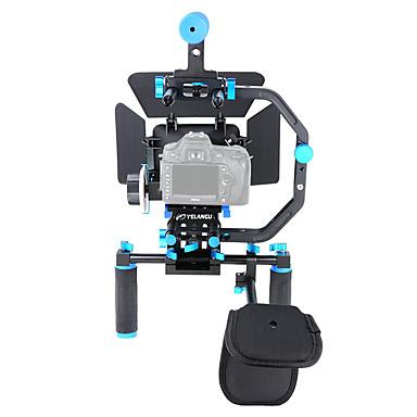 Professional DSLR Rig Set Movie Kit Film Making System for All DSLR Cameras and Video Camcorders