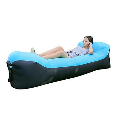 Aufblasbares Sofa / Luftsofa / Luftmatratzen Außen Camping Tragbar, Schnell aufblasbar, Wasserdicht - Angeln, Strand, Camping für 1 Person