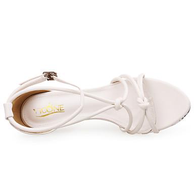 Beige Printemps 06600520 Eté Chaussures microfibre de Talon Soirée Confort PU synthétique Evénement amp; Sandales Aiguille Femme Jaune xPqpBfx