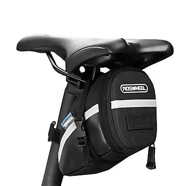 ROSWHEEL Sadeltasker Påførelig Cykeltaske polyester Cykeltaske Cykeltaske Cykling / Cykel