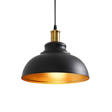 OYLYW קערה מנורות תלויות תאורה כלפי מטה - סגנון קטן, 110-120V / 220-240V נורה אינה כלולה / 0-5㎡ / E26 / E27
