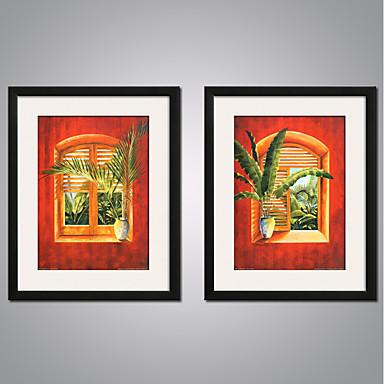 Wydruki na rozciągniętym płótnie Comtemporary, Dwa panele Brezentowy Pionowy Wydrukować wall Decor Dekoracja domowa