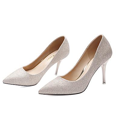 Or Talons PU Printemps Basique à microfibre de Aiguille Gladiateur synthétique 06604209 Talon Femme Escarpin Chaussures Automne Chaussures HqgBwBfZ