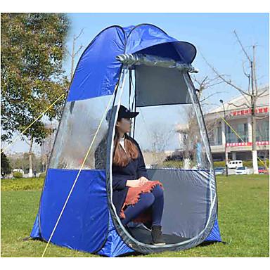 1 osoba  Na wolnym powietrzu Kapsuła MyPod Sports Ochrona przed deszczem Szybkie wysychanie Automatyczny Kopuła Jedno pomieszczenie Jednowarstwowy 1500-2000 mm Namiot kempingowy  dla Wędkarstwo Plaża