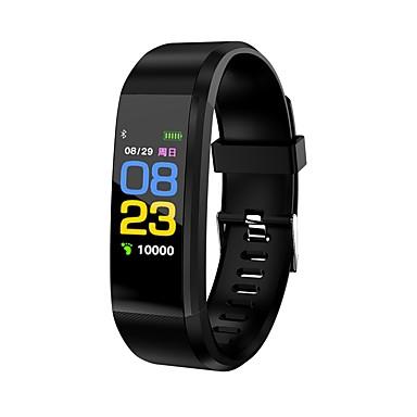 Bene Intelligente Bracciale Kl115 Per Monitoraggio Frequenza Cardiaca - Contapassi - Promemoria Di Messaggio - Avviso Di Chiamata Pedometro - Avviso Di Chiamata - Fitness Tracker - Localizzatore Di #06621873