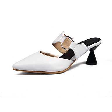 Femme Chaussures Similicuir Confort Printempté Confort Similicuir Saboules 21aef3