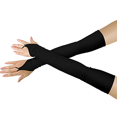 Rękawiczki Zainspirowany przez Inne Anime Akcesoria do Cosplay Rękawiczki Lycra® Męskie / Damskie Cosplay / Rękawiczki taneczna / Moda Kostiumy na Halloween