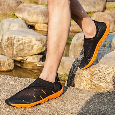 Noir Brun Talon Chaussures Eté d'Eau 06648876 claire Femme Chaussures Synthétique Plat Confort Randonnée Jaune d'Athlétisme Chaussures zx0PqEO