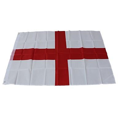 Dekoracje świąteczne Mistrzostwa Świata / Wydarzenia sportowe Flagi Anglia 1 szt.