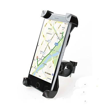 billige Sykkeltilbehør-Telefonstativ til sykkel 360 Rota Anti Shake Stabil til Vei Sykkel Fjellsykkel Plastikker iPhone X iPhone XS iPhone XR Sykling Svart Rosa
