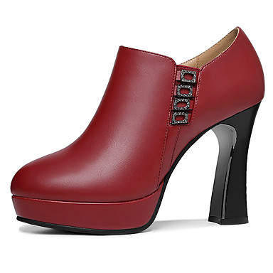 Automne Basique à Escarpin Tulle Hiver Bottier synthétique Talons Gladiateur Femme microfibre Chaussures de Chaussures 06608133 Talon PU Xzq7vY