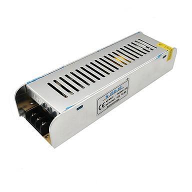 ZDM® 1 szt. 110/220   12 V Akcesoria do taśm świetlnych / Adapter Zasilanie Aluminium Srebrny 150 W