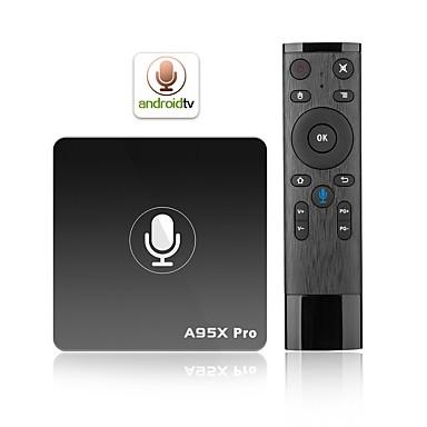 A95X PRO TV Box Android7.1.1 TV Box Amlogic S905W 2GB Baran 16GB ROM 5-rdzeniowy