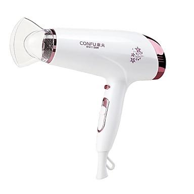 Factory OEM Suszarki do włosów na Mężczyźni i kobiety 220 V Regulacja temperatury / Ergonomiczna konstrukcja / Lekki i wygodny / Regulacja prędkości wiatru