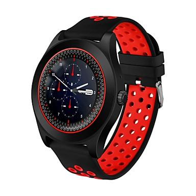 KING-WEAR® TF8 Heren Smart horloge Android Bluetooth Waterbestendig Aanraakscherm Handsfree bellen Camera Stappentellers Timer Stappenteller Gespreksherinnering Slaaptracker sedentaire Reminder