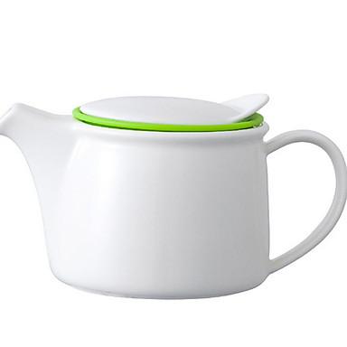 Porcelana żaroodporne 1szt Zaparzacz do herbaty