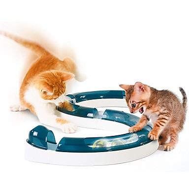064a15754803 Διαδραστικό Πειραχτήρια Ευλύγιστο Πλαστική ύλη Για Γάτες