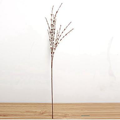 Sztuczne Kwiaty 10 Gałąź Rustykalny / Impreza Choinka / Wieczne kwiaty Bukiety na stół