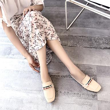 94fd2c5a8ad77 ... les femmes sont les chaussures en de confort en chaussures cuir verni  noir   amande et ...
