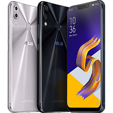 "ASUS ZenFone 5 ZE620KL Global Version 6.2 inch "" Cell Phone (4GB + 64GB 8 mp / 12 mp Snapdragon 636 3300 mAh) / Dual Camera #06709376"