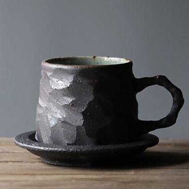 Drinkware Porcelain Mug / Cup & Saucer Heat-Insulated 1pcs