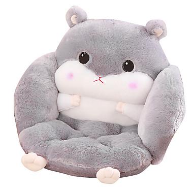 voordelige Knuffels & Pluche dieren-Hamster Knuffels & Pluche dieren Schattig comfy Meisjes Speeltjes Geschenk 1 pcs