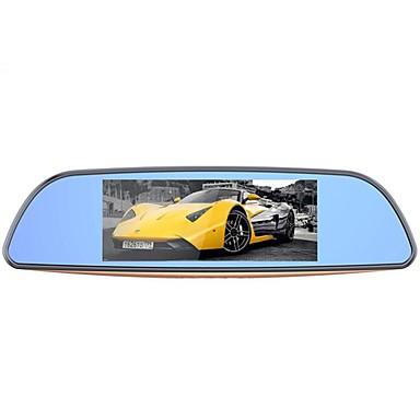 abordables DVR de Voiture-Camlive H2 1080p Vision nocturne DVR de voiture 170 Degrés Grand angle 7 pouce Dash Cam avec GPS / G-Sensor / Enregistrement en Boucle