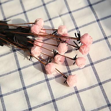 Sztuczne Kwiaty 1 Gałąź Ślub / minimalistyczny styl Roses / Wieczne Kwiaty Bukiety na stół