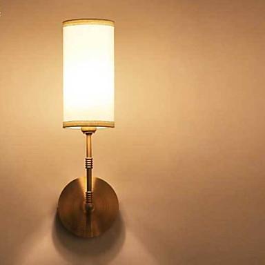 Cool Vintage Becuri de perete Sufragerie / Dormitor Metal Lumina de perete 220-240V 40 W