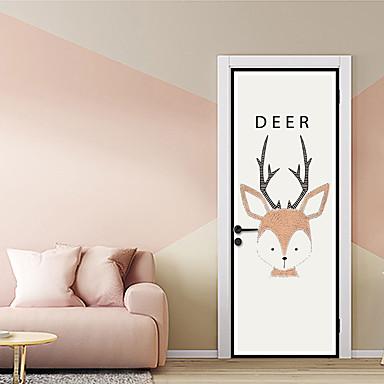 Autocolante de Perete Decorative / Etichete pentru autovehicule - Animal Stickers de perete / Sărbători perete Abțibilduri Animale /
