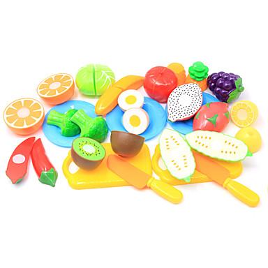 Sets jouet cuisine jeu de r le nourriture fruit interaction parent enfant carcasse de plastique - Cuisine plastique jouet ...