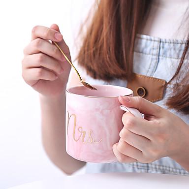 Drinkware Porţelan / China Ceaiuri & Răcoritoare cadou iubit / cadou prietena 1pcs