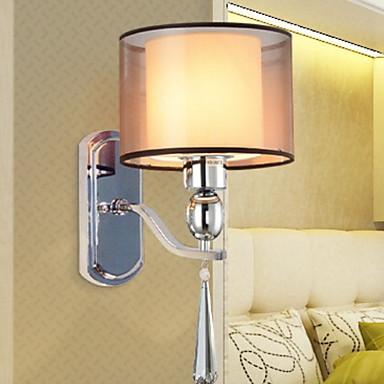 Anti Orbire Modern / Contemporan Becuri de perete Sufragerie / Coridor Metal Lumina de perete 220-240V 40 W / E27