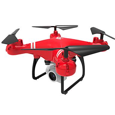 povoljno Dronovi i RC-RC Dron A806 BNF 4 Kanala 6 OS 2.4G 5.0MP 1080P RC quadcopter Povratak S Jednom Tipkom / Izravna Kontrola / Držite pritisak zračnog pritiska RC Quadcopter / Daljinski Upravljač / 1 USB kabel