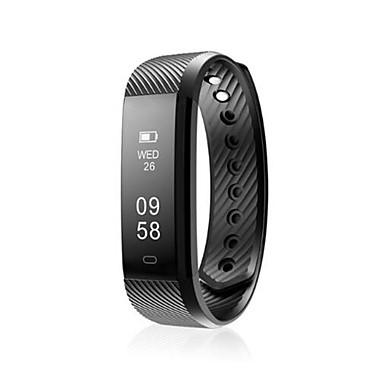 Uita-te inteligent id115 for iOS / Android GPS / Rezistent la apă / Pedometre Sleeptracker / Cronometru / Ceas cu alarmă