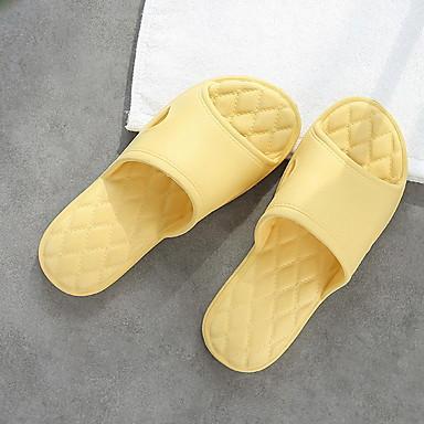 Papuci Damă Papuci Casual PVC Culoare solida