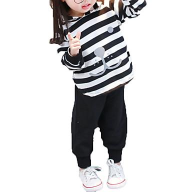 Bebelus Fete Dungi Manșon Lung Set Îmbrăcăminte