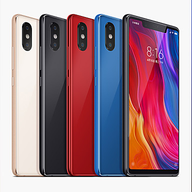 "Xiaomi Mi8 SE(English only) 5.88 inch "" 4G Smartphone (4GB + 64GB 5 mp / 12 mp Snapdragon 710 AIE 3120 mAh) #06717604"