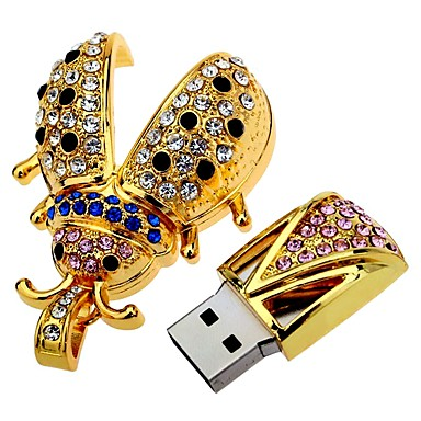 Ants 8GB Flash Drive USB usb disc USB 2.0 MetalPistol Încântător