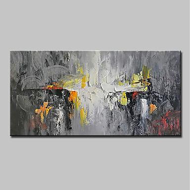 mintura® pictat manual picturile artistice pe panza pe panza, poze moderne de arta de perete pentru decoratiuni interioare gata de agatat