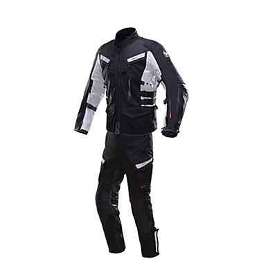 DUHAN D-201SET Imbracaminte pentru motociclete Seturi de pantaloni pentru jacheteforPentru bărbați Primăvara & toamnă Anti-vânt /