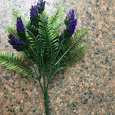 Flori artificiale 1 ramură Clasic Rustic Plante Față de masă flori
